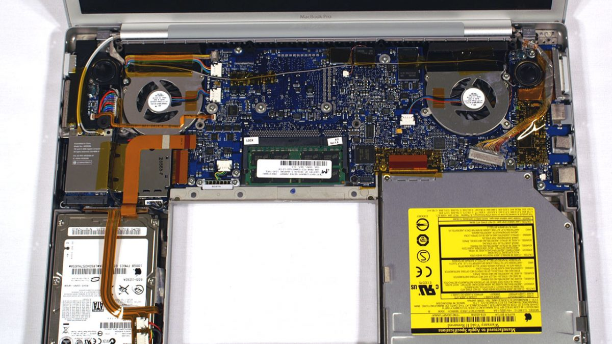 Sửa Mainboard Macbook